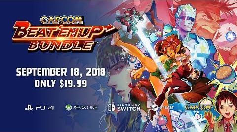 Capcom Beat 'Em Up Bundle – Announcement Trailer