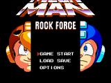 Mega Man Rock Force