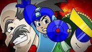 Mega Man Robot Master Mayhem (PC) - Prologue