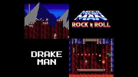 Mega Man- Rock N Roll - Drake Man's Theme