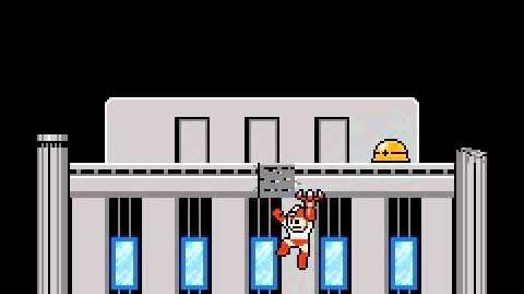 Mega Man vs. Met - 2010 edition