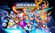 Rockman X War Of The Worlds Wallpaper