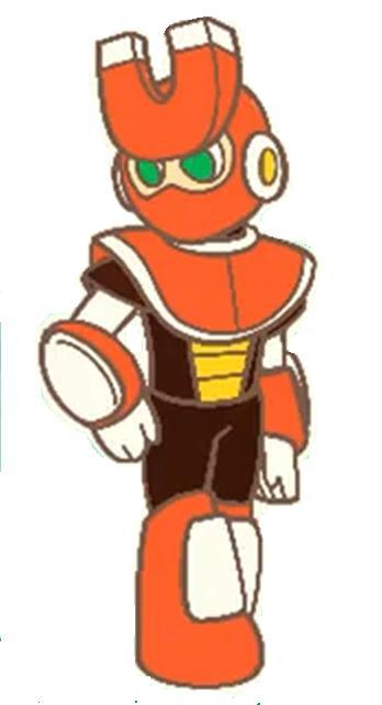 Magnet Man