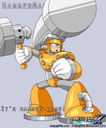 Hammer-Man