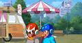 The Megaman In The TokyoTakoCafe geno2925