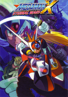 Mega Man X Eternal Wars Second Wallpaper