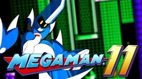 Dagger Man - Mega Man 11 OST Remix