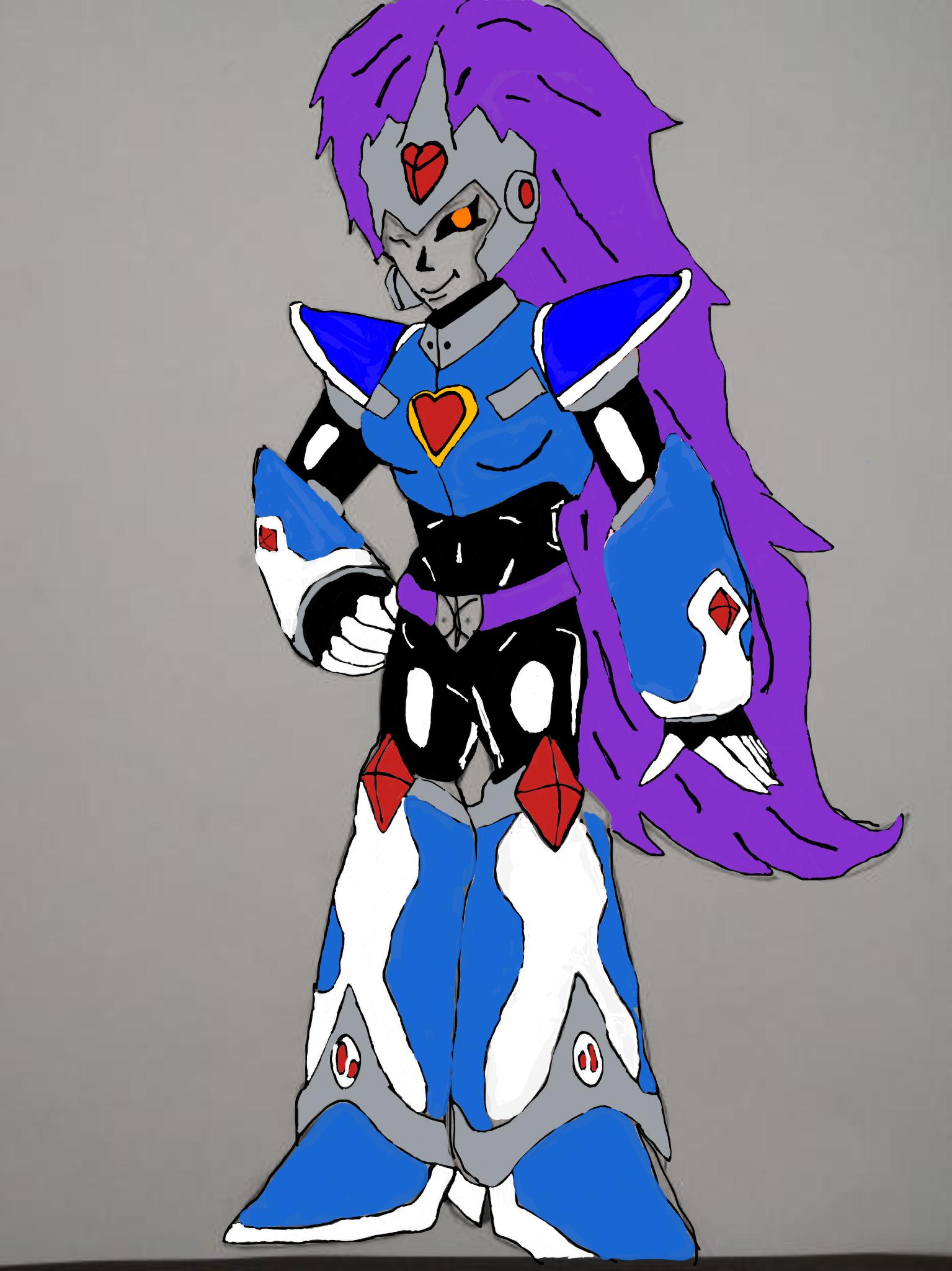 Commander Eris