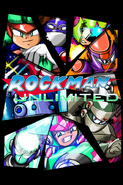 Rock Man Unlimited - All Robot Masters(Classics Collection Logo)