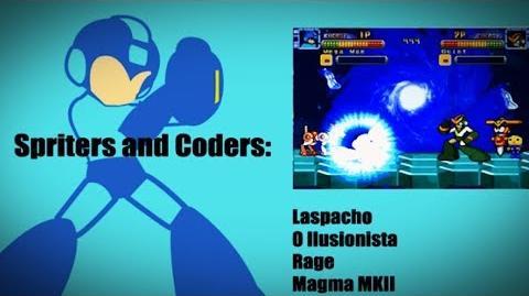 Mega Man Robot Master Mayhem (PC) - Ending Credits