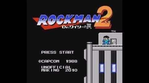 Rockman 2 EX Dr