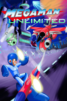 Mega Man Unlimited - Fight The Jet Man(Legacy Collection Logo)