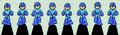 Mega Man Sprites of the Rockman 7 FC Extra Editions Ending