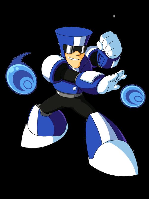 Thrill Man (Rock Force)