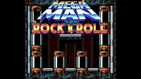 Mega Man Rock N Roll (Blind) Ep. 17 - Defense Bunker