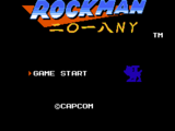 Rockman 2018 New Year's Hack