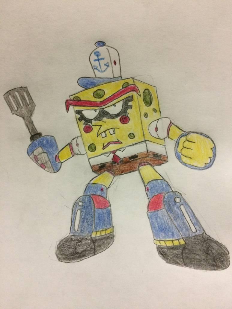Spatula SpongeBob