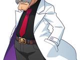 Doctor Albert W. Wily