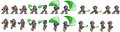 Mega Man X Second Armor Z Saber