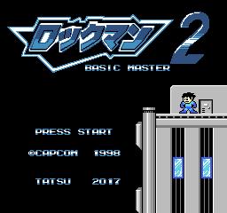 Rockman 2:Basic Master
