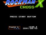 Rockman Cross X