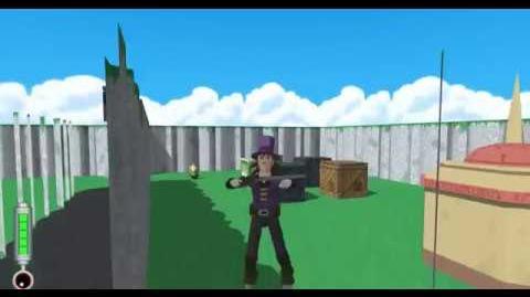 MegaMan Legends Tuttle's Legendary Travels Windows PC Gameplay