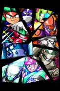 Mega Man Unlimited - All Robot Masters(No Logo)