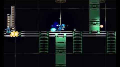 Mega Man X- Innocent Impulse - Spark Mandrill VR Room Mode (WIP - Read desc.)