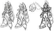 Mega Man 11 Tundra Man Concept Art 2