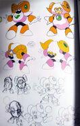 Mega Man 10 Sheep Man Concept Art 2