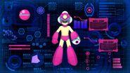 Mega Man 11 Bounce Ball