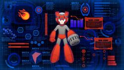 Mega Man 11 Blazing Torch.png