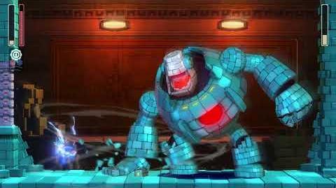 Mega Man 11 Power Speed Gear (Kombination)