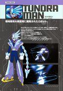 Mega Man 11 Tundra Man Concept Art 3