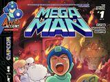 Archie Mega Man Ausgabe 45