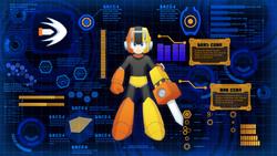 Mega Man 11 Pile Driver.png