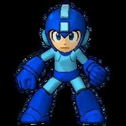 11 Mega Man Model
