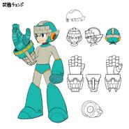 Mega Man 11 Block Dropper