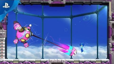Mega Man 11 – Demo Launch & Bounce Man Reveal Trailer PS4