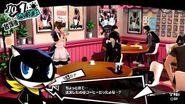 『ペルソナ5』ショートムービー【メイド喫茶に来てみた】