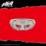 Persona 5 Eterno Récit Milady Ring