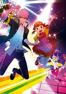 Persona 4 dancing all night official visual book