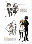 Zen & Rei PQ Artbook 4