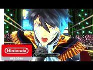 Tokyo Mirage Sessions ♯FE - Official Game Trailer - Nintendo E3 2016