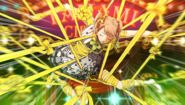 P4D story mode Tamami Uesugi trapped in one of the stages