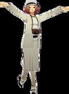 P5D Haru Okumura Tae Asakura DLC