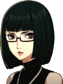 P5 Portrait of Wakaba Serious