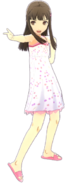 P4D Nanako Doijima Summer Vacation Clothes (Limited Edition Included - DLC) change