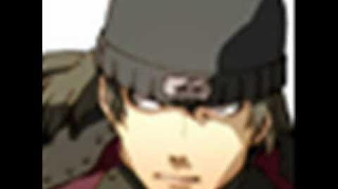 Persona 3 - Shinjiro Battle Quotes