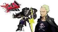 Persona 4 Arena Kanji Tatsumi Voice Clips English - Ingles